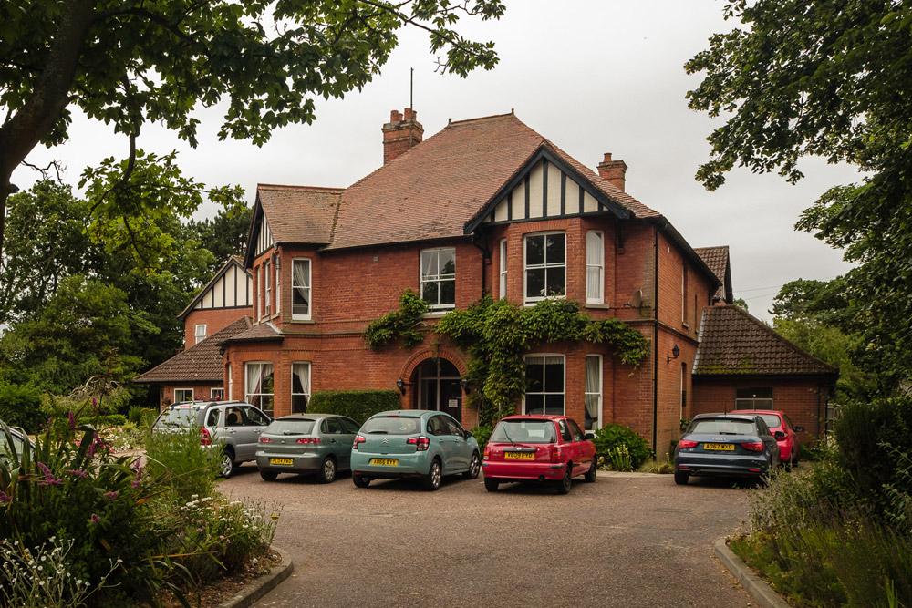 Halvergate care home in North Walsham, Norfolk